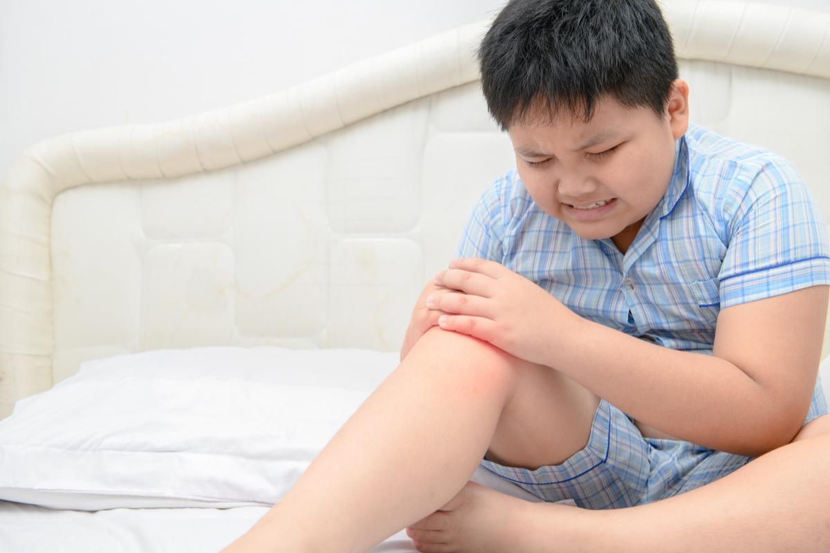 Chronic juvenile arthritis